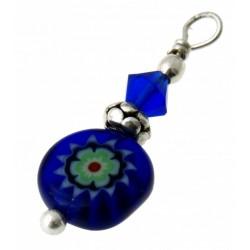 bedel mille-fiori blauw